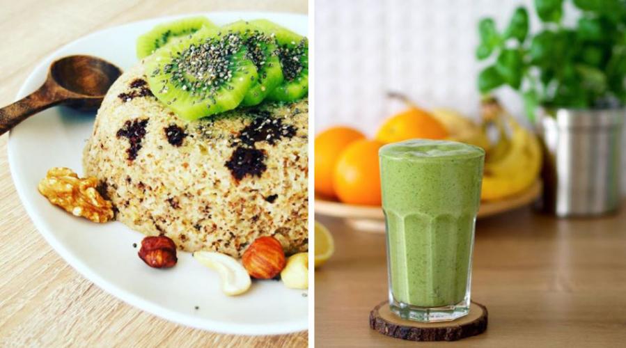 5 petits déjeuners sains et originaux pour bien démarrer la journée