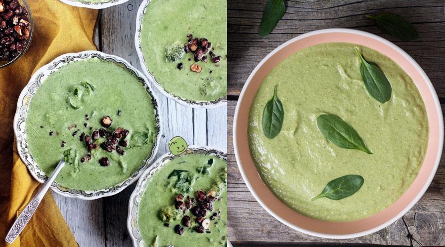 Découvrez la recette de cette délicieuse soupe verte, réconfortante et de saison !