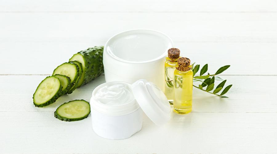 Concombre : recettes de beauté naturelle