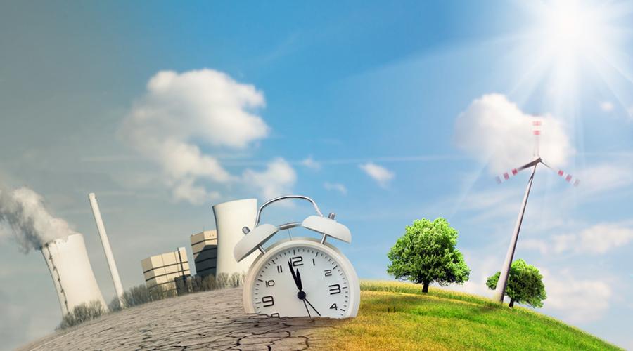 Climat et réchauffement climatique