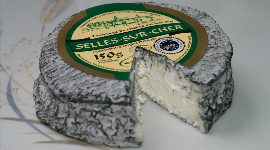 Salmonelles : rappel de fromages Selles-sur-Cher