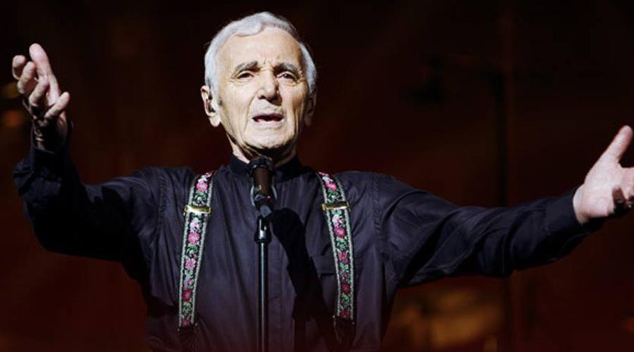 Charles Aznavour : disparition d'un véritable défenseur de la planète