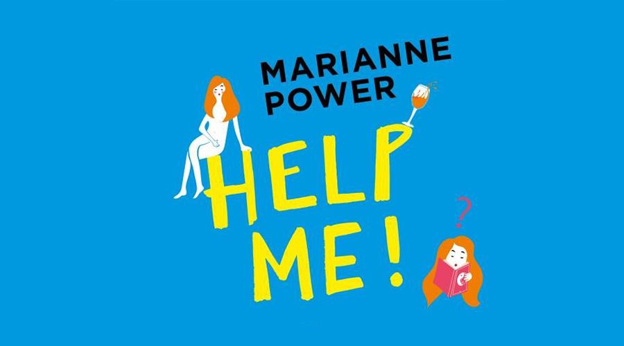 la couverture Help Me ! livre par Marianne Power