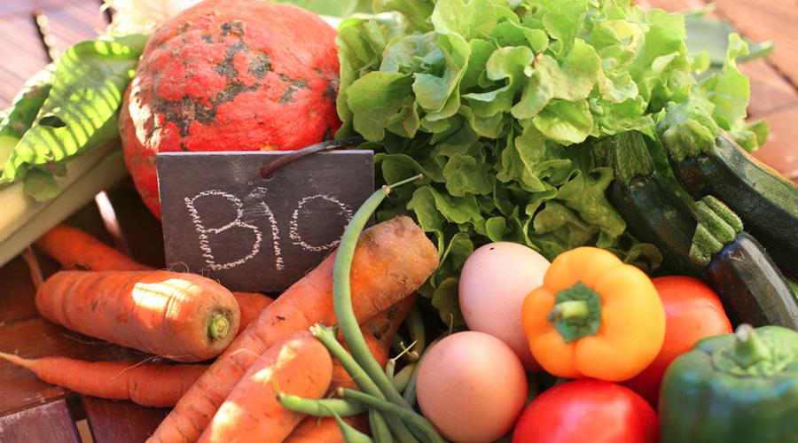 Cancer : manger bio réduirait les risques de 25%