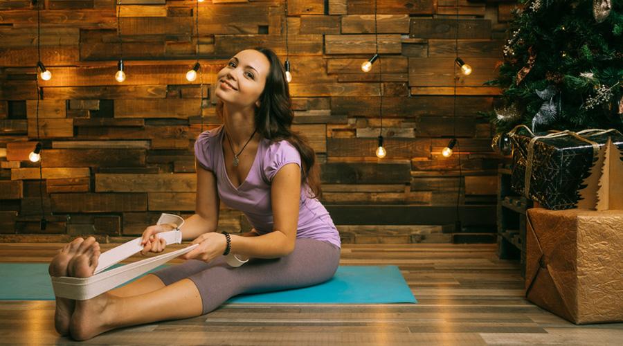 Yoga : 5 postures pour bien digérer