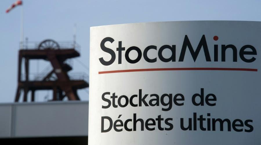 Stocamine : l'Etat renonce à extraire les déchets dangereux toujours enfouis