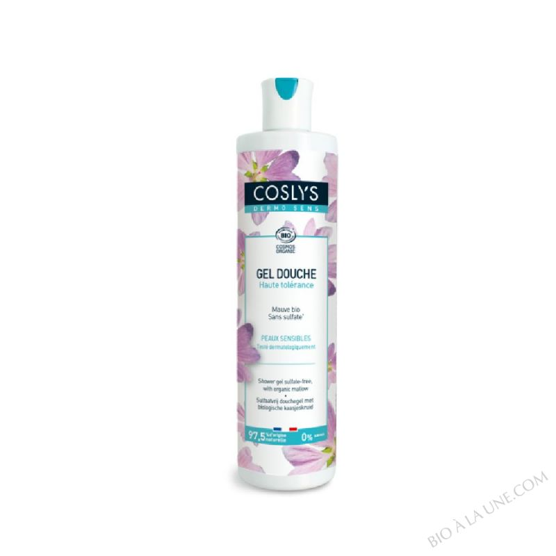 GEL DOUCHE REGLISSE 500ML COSLYS