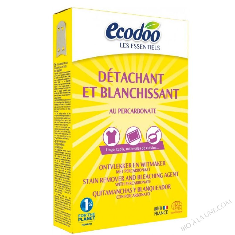 Détachant Et Blanchissant Au Percarbonate - 350G