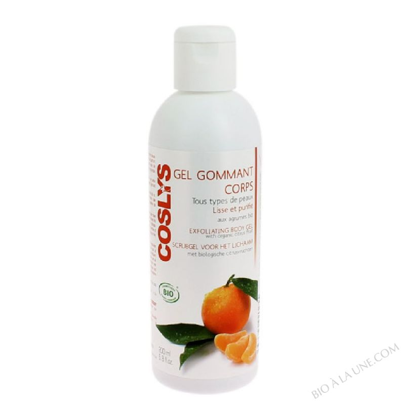Gel gommant corps 500 ml