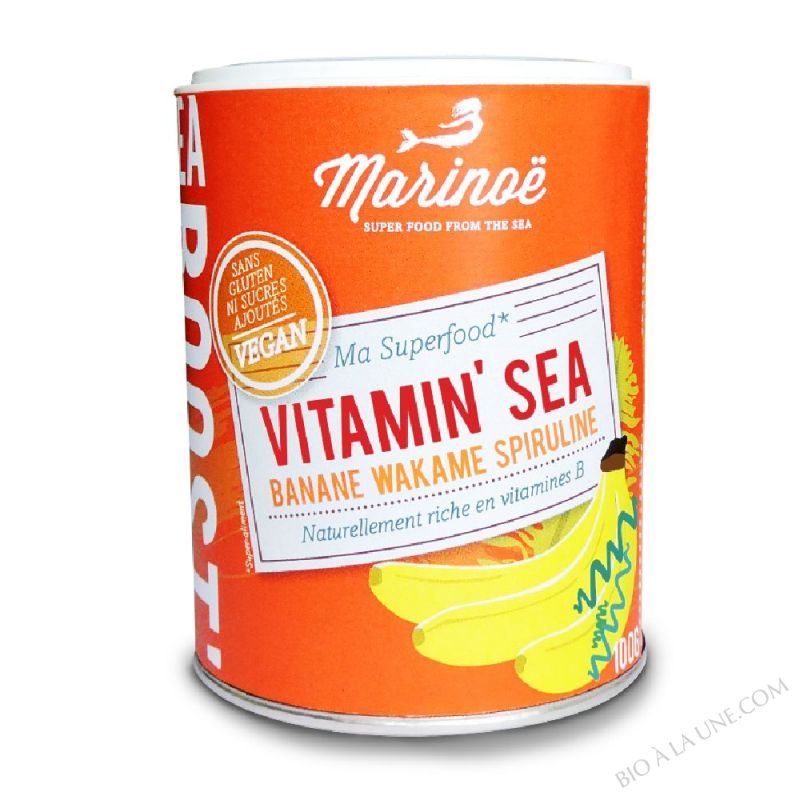 Sea Boost' Vitamin' Sea