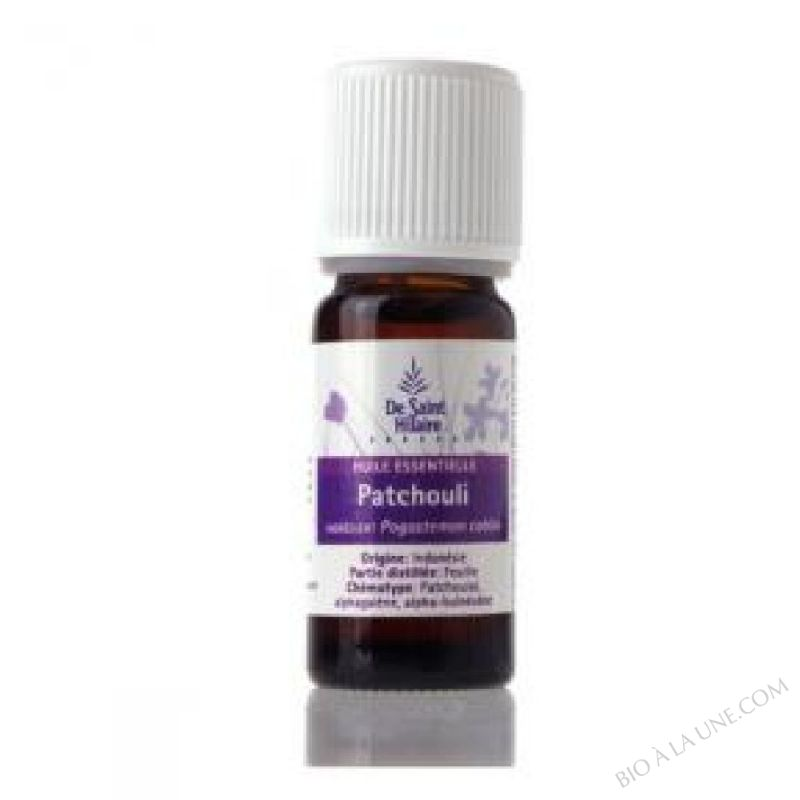 HE Patchouli Bio 10 ml