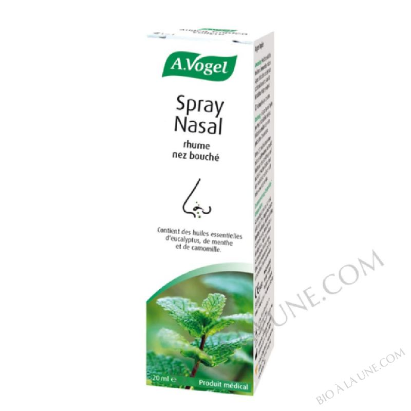 Spray Nasal - ALLERGIES