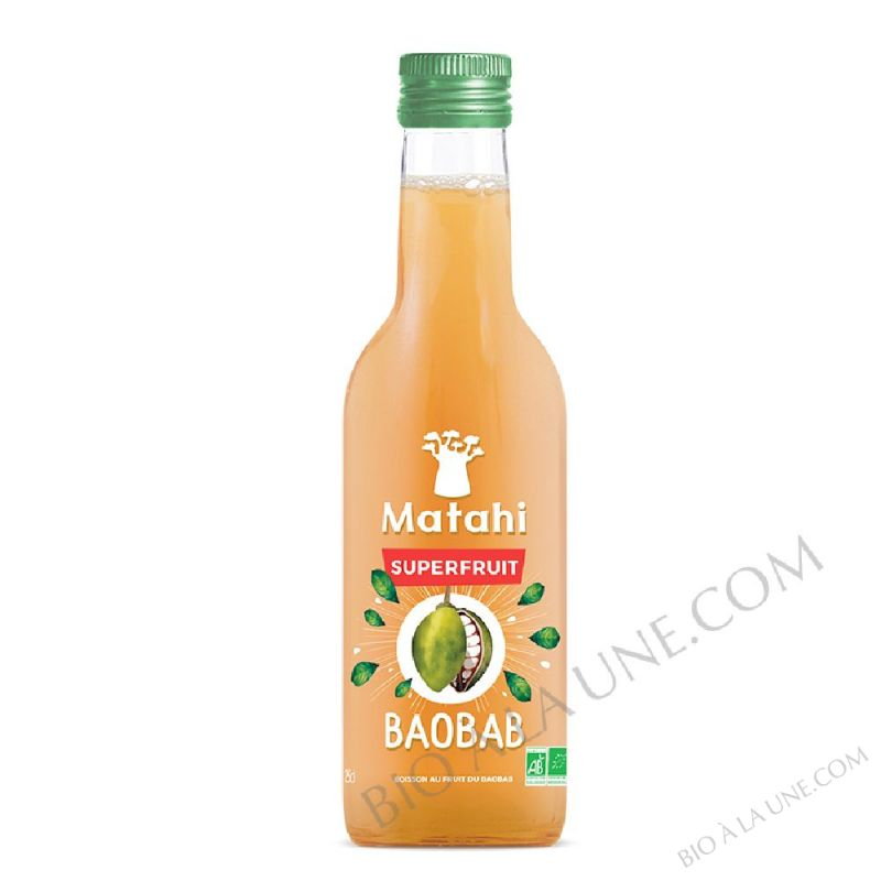 Superfruit Baobab - 25cl