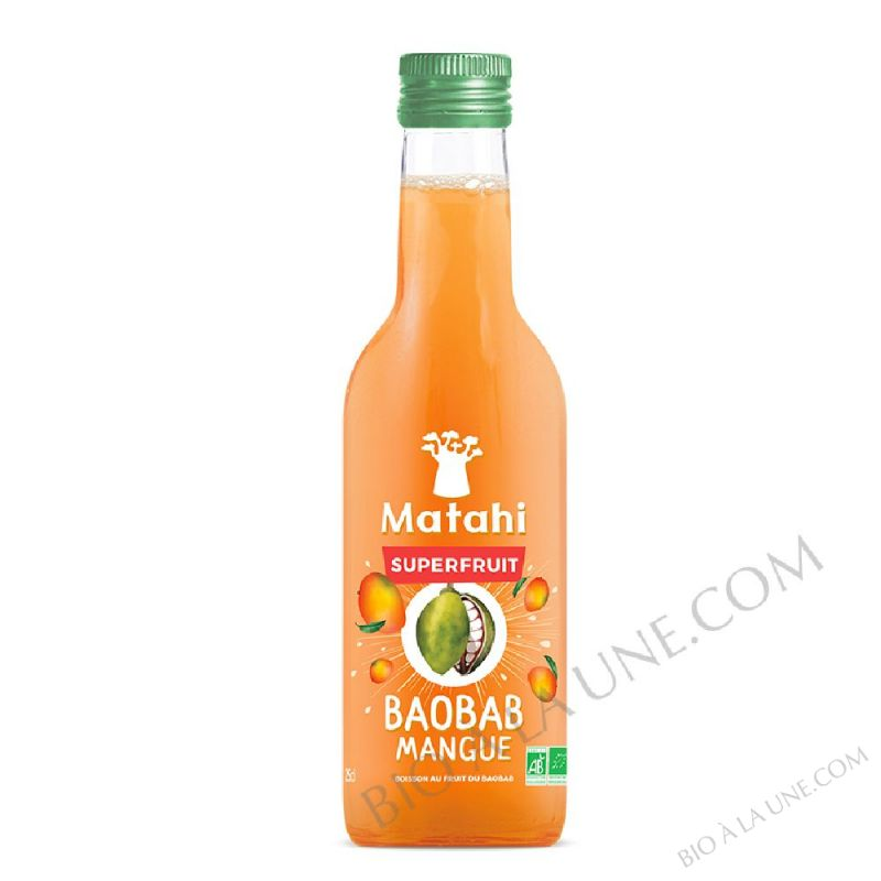 Superfruit Baobab Mangue - 25cl
