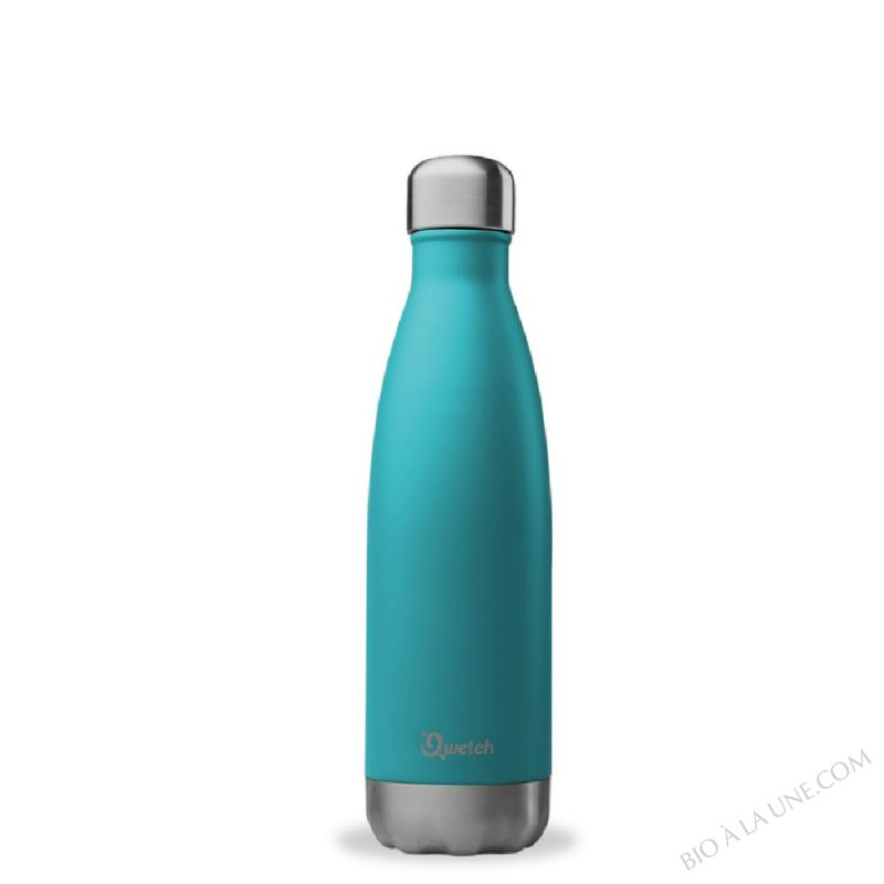 Bouteille isotherme Turquoise - 500ml