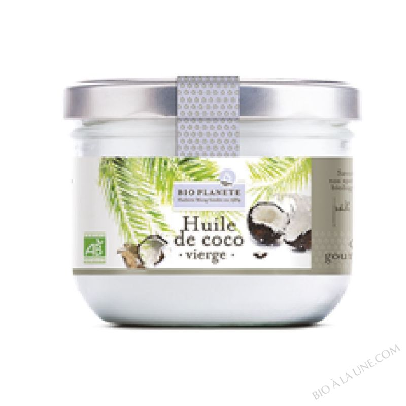 HUILE COCO VIERGE 40CL