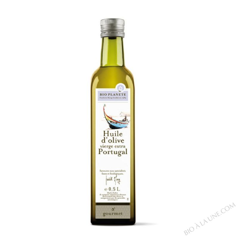 Huile d'olive bio Pays Portugal 0.5L