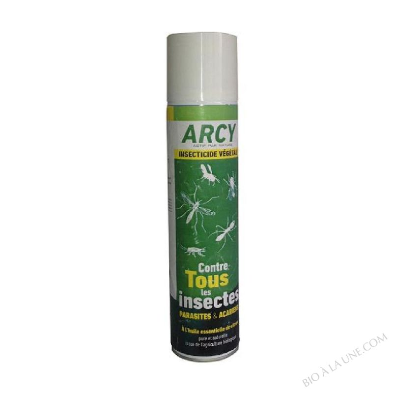 Insecticide Vegetal 100% Naturel 300ml