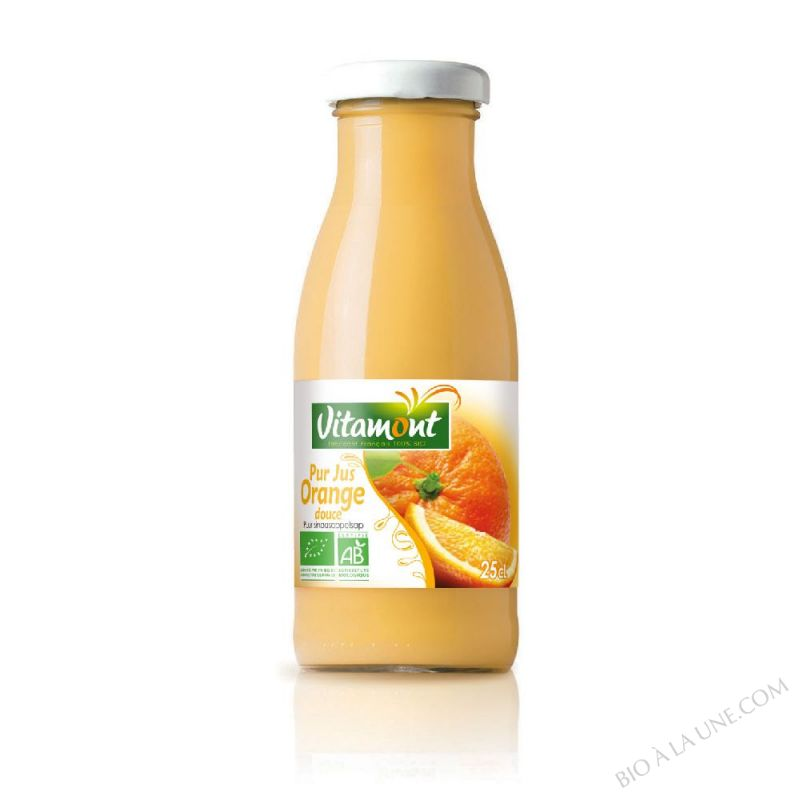 mini pur jus d'orange - 25 cl