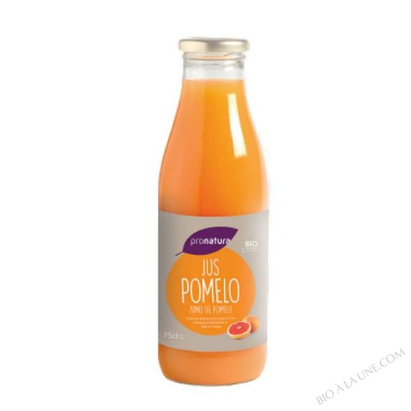 JUS POMELO 75CL PRONATURASEC