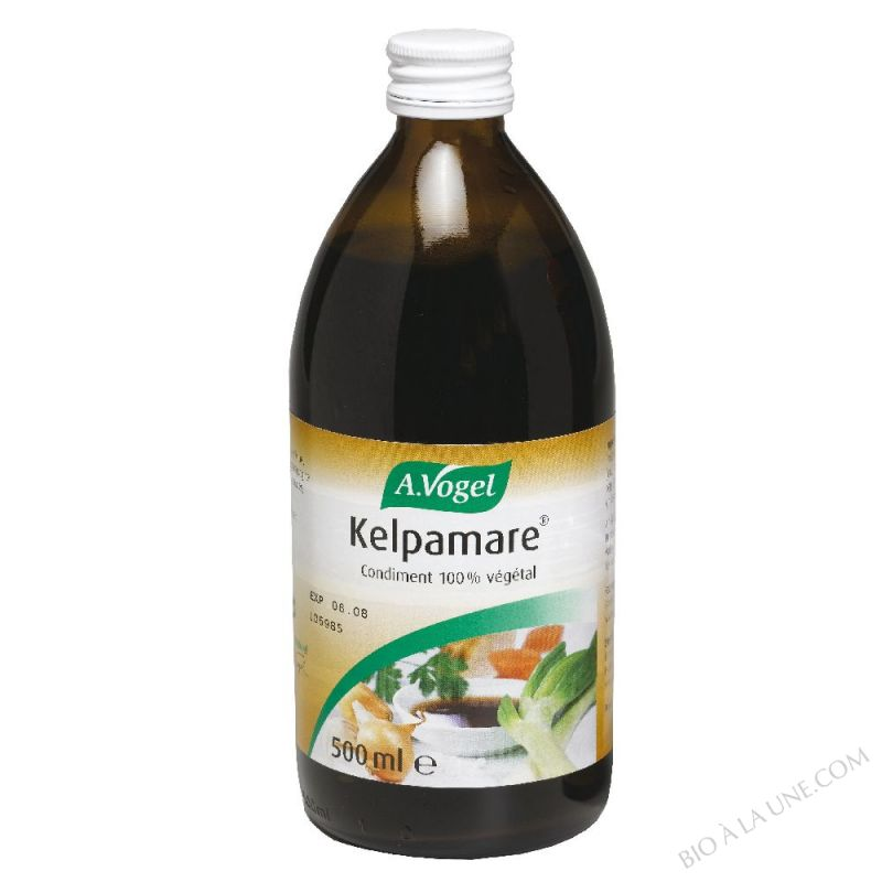 Kelpamare  BIOFORCE - Sans conservateur - 500 ml