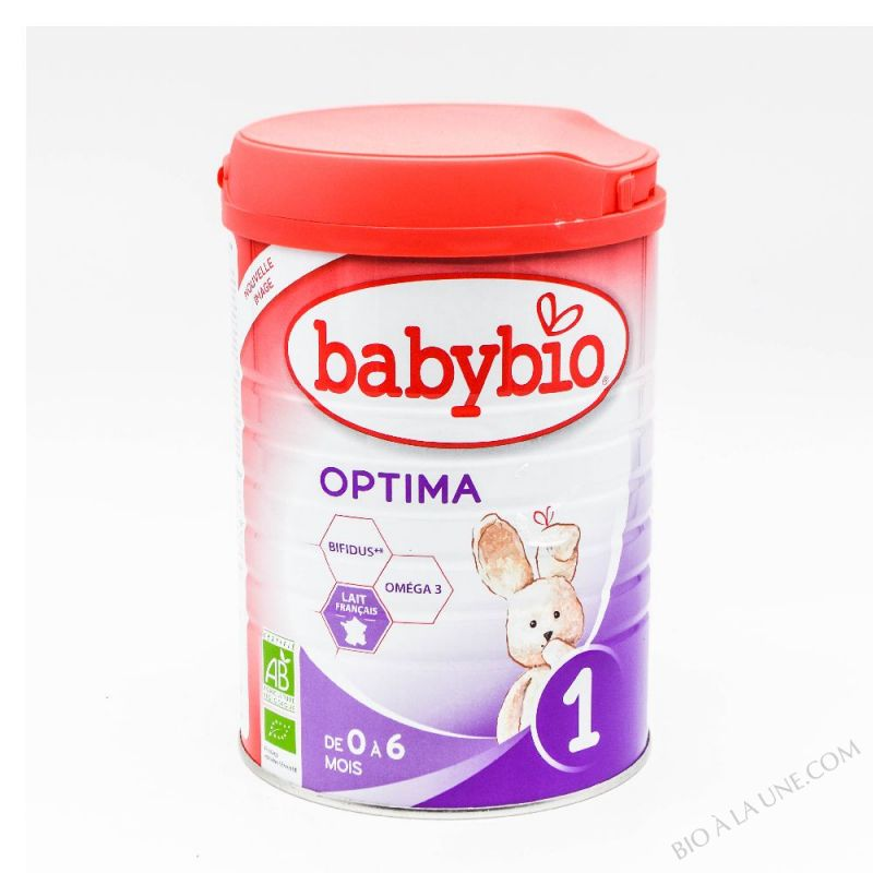Optima 1 Lait Nourisson BIO 0-6 mois
