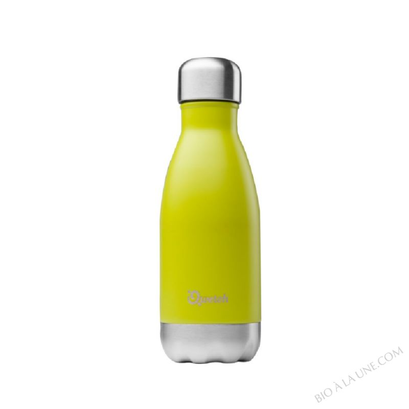 Bouteille isotherme Turquoise - 260ml
