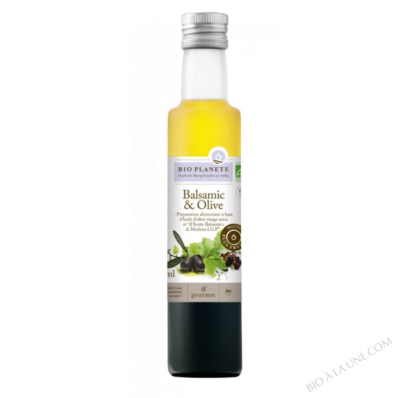 Balsamic & Olive bio 250ml
