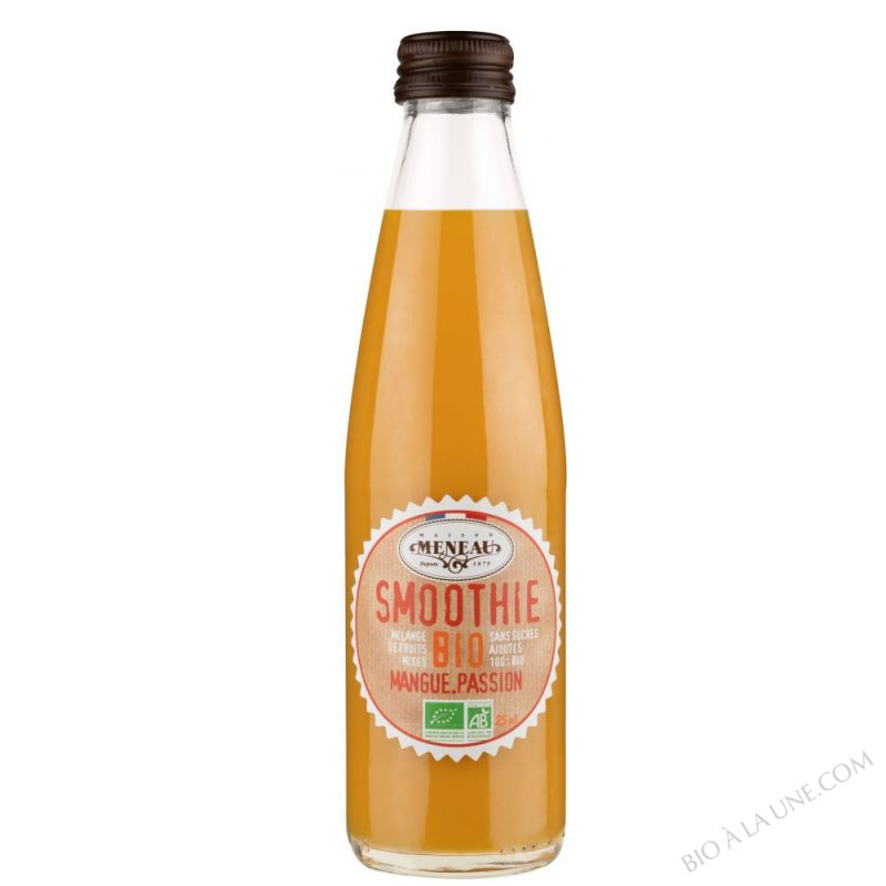 Smoothie Mangue-Passion 25cl