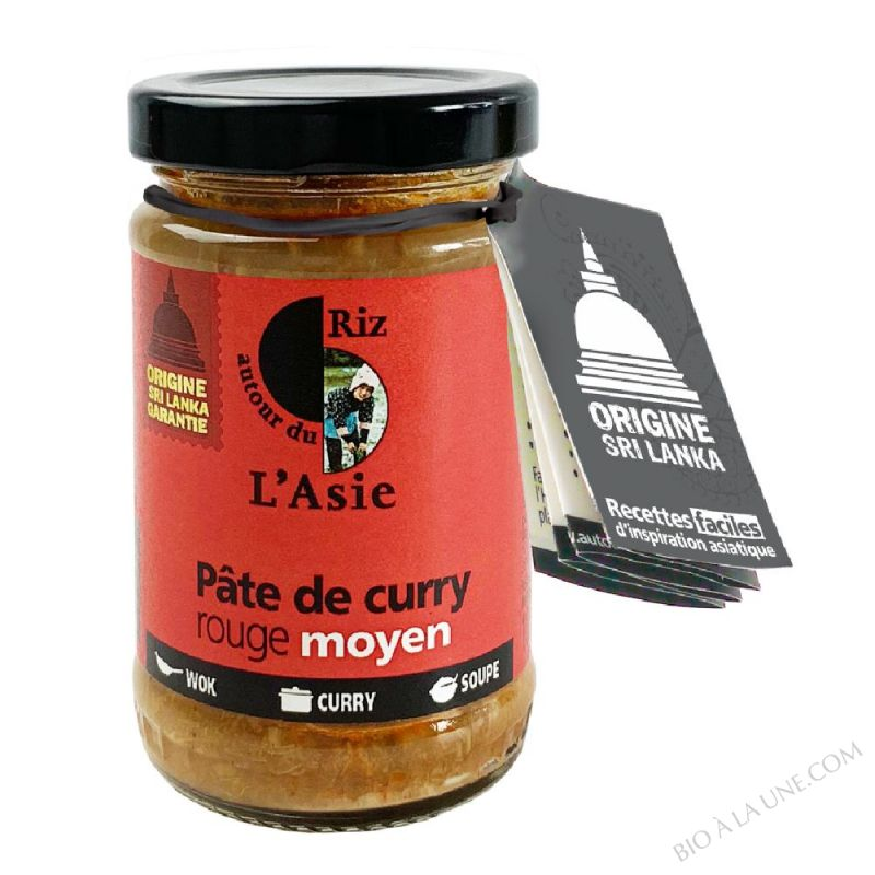 Pâte de curry - 100g