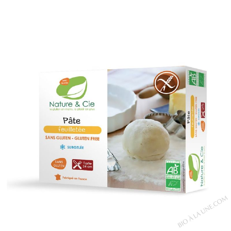 PATE FEUILLETE 250G NATURE & COMPAGNIE