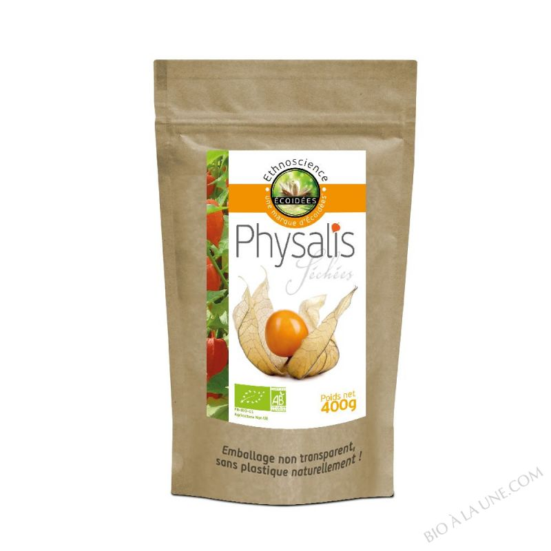 Physalis sechees bio 400g