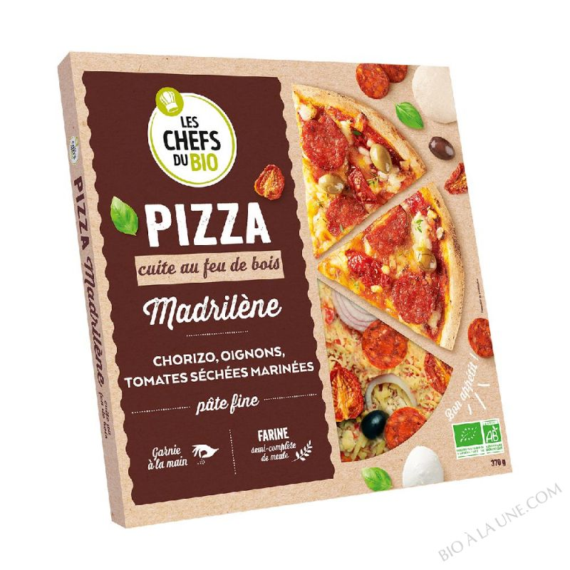 PIZZA MADRILENE - 400G