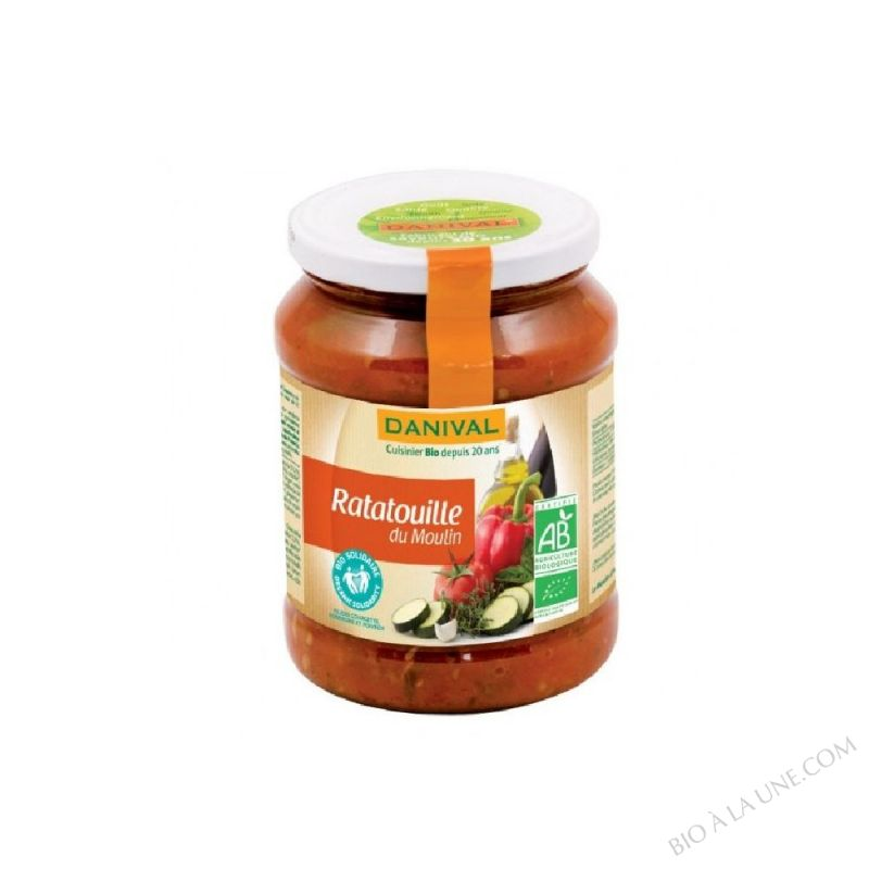 RATATOUILLE CUISINEE 670G DANIVAL