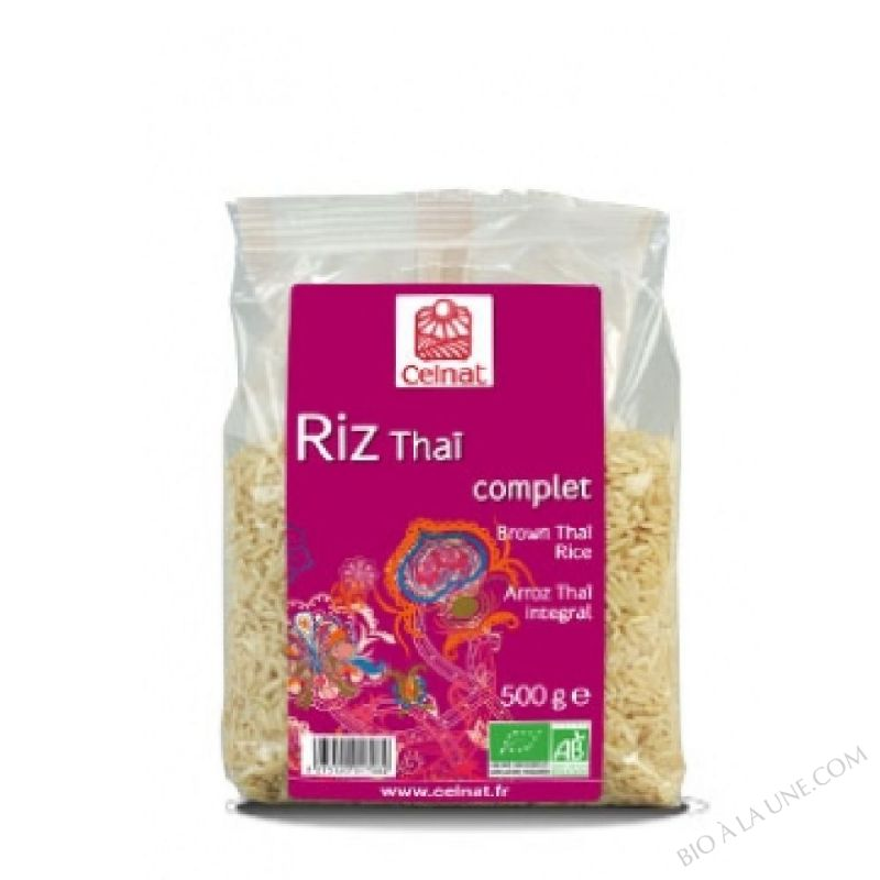 RIZ THAI COMPLET LONG 500G CELNAT