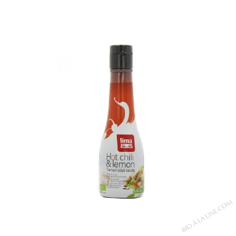 Sauce Soja Hot Chili Citron 200ml
