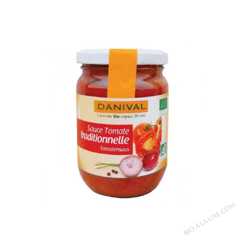 Sauce Tomate Traditionnelle- 210 g