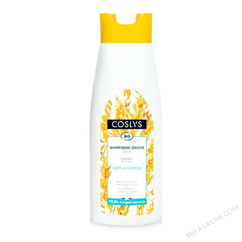 Shampooing Douche Cereales 750ml