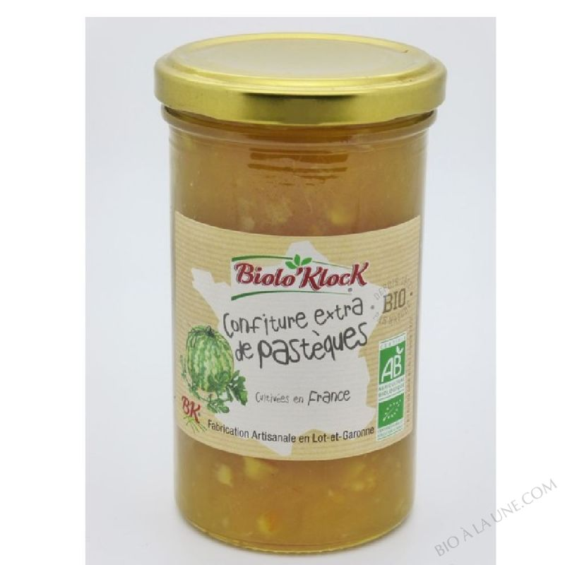 Confiture EXTRA Pasteques 300gr