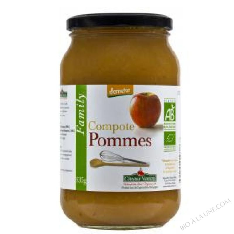 Compote pommes 935  g