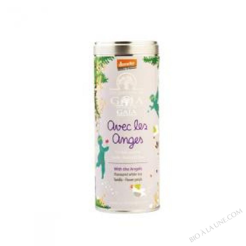 The blanc Avec les anges - Tube 50g