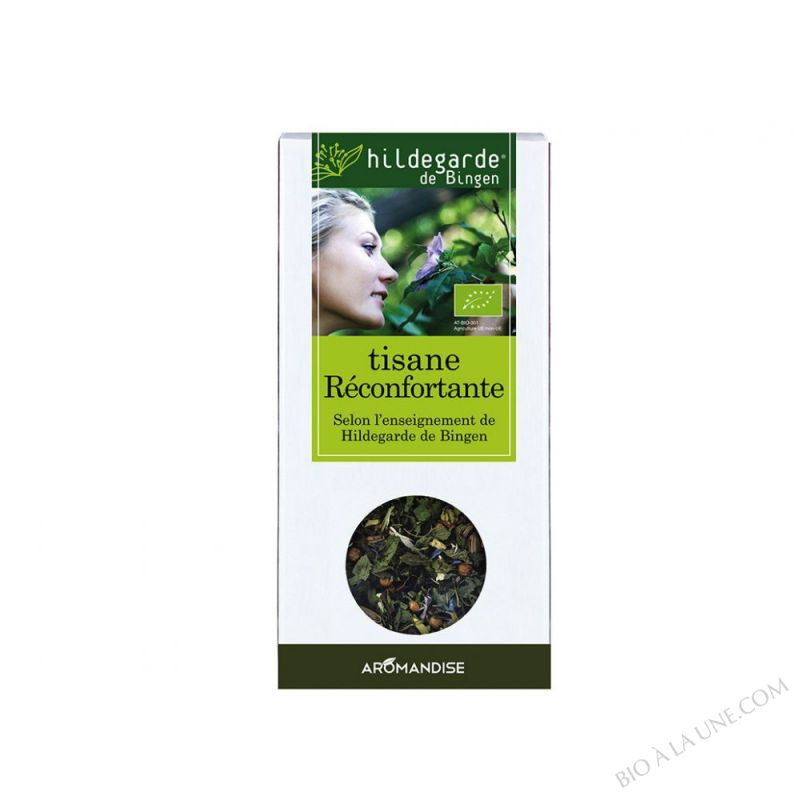 Tisane reconfortante en vrac - 80g