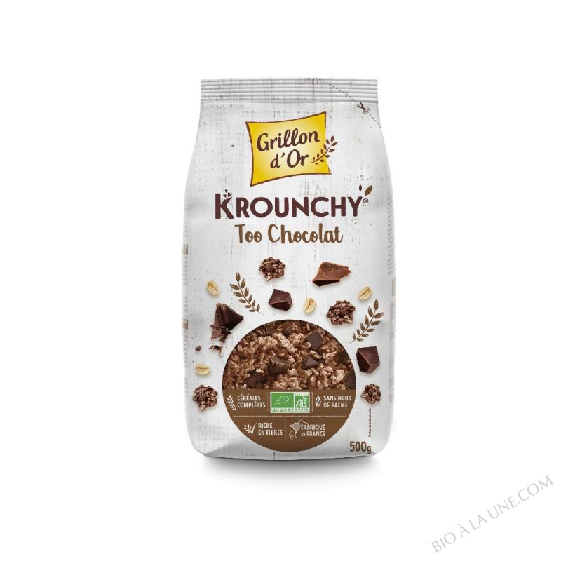 TOO CRUNCH CACAO - 500G