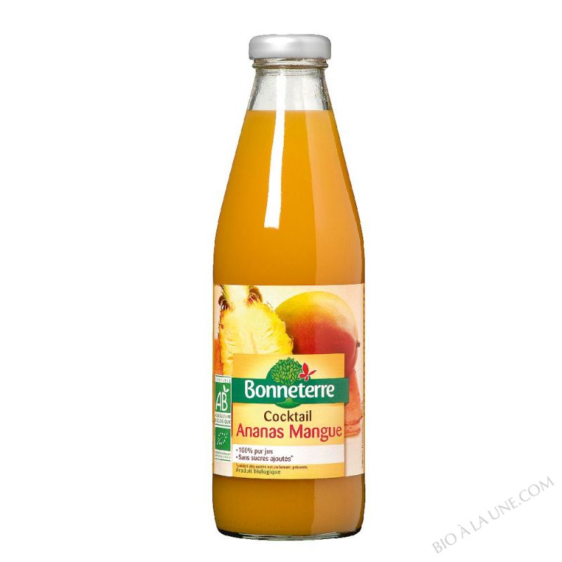 COCKTAIL ANANAS MANGUE - 75 CL