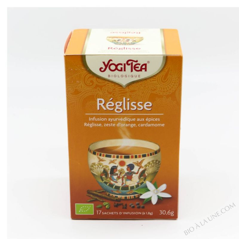 Infusion Reglisse x 17 sachets