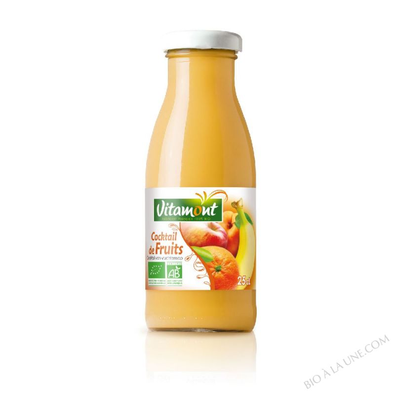 mini cocktail de fruits - 25 cl