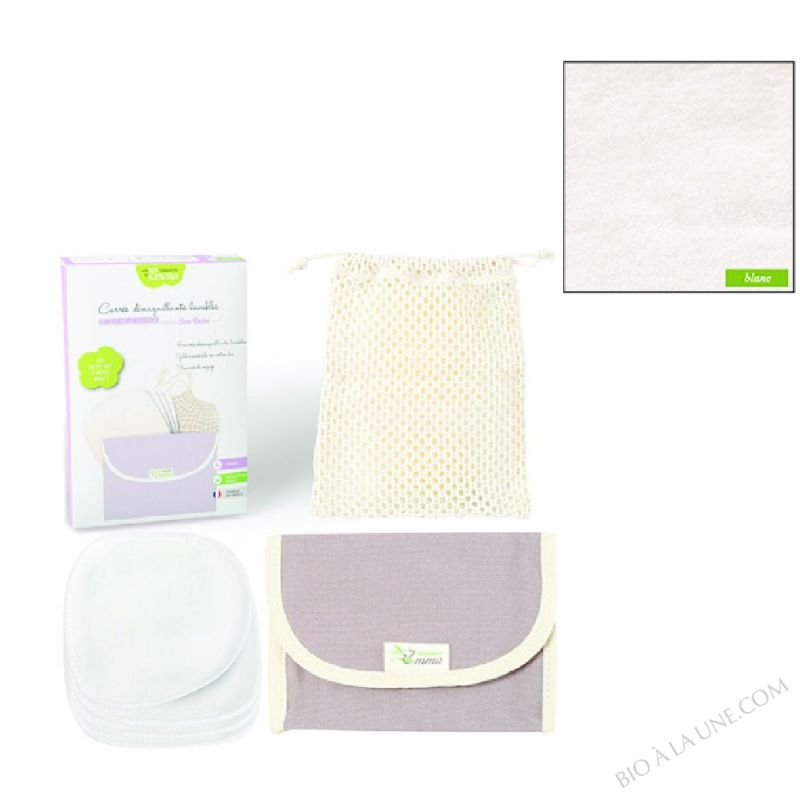 Kit Eco Belle Nomade Bambou ecru