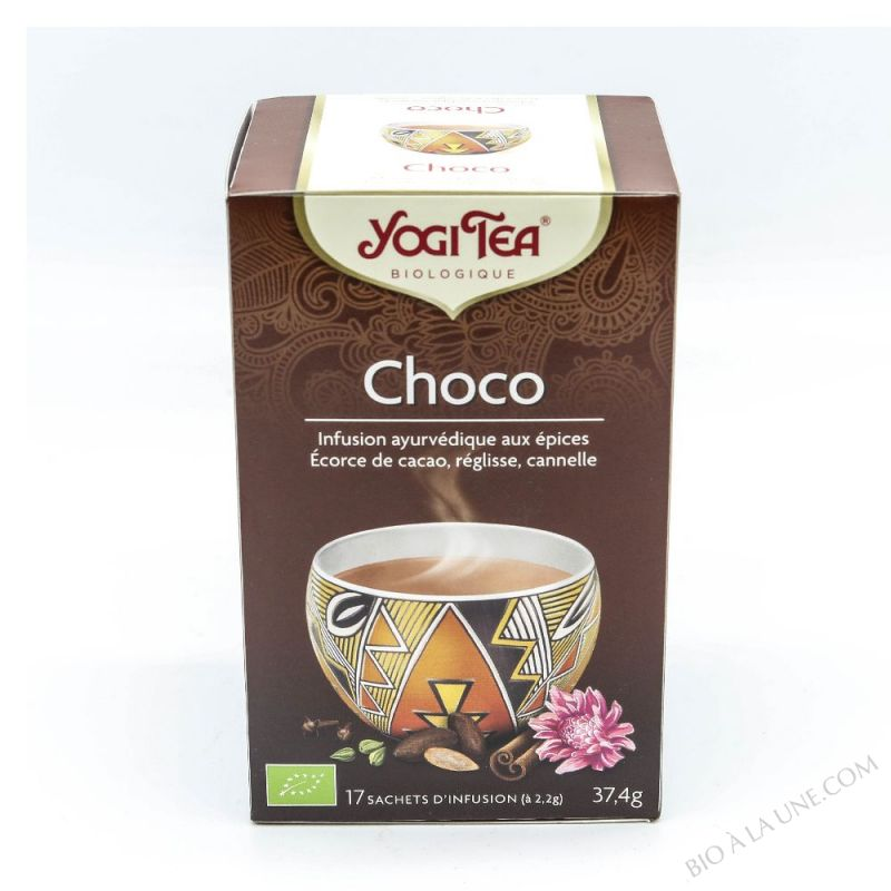Infusion Exotique Choco x 17 Sachets