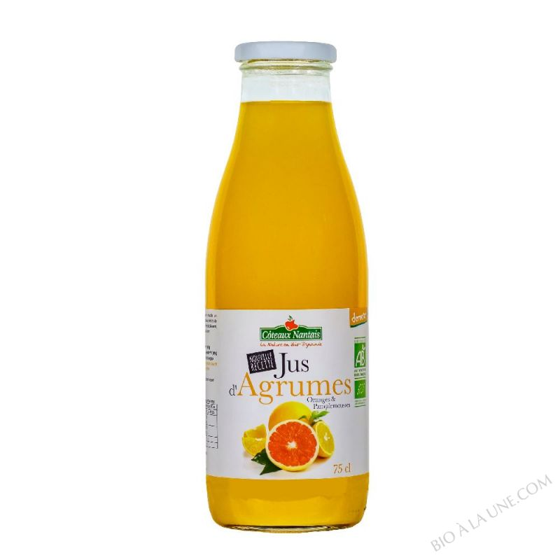 Jus agrumes 75 cl