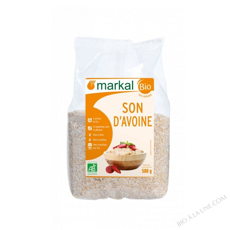 Son d'avoine - 500g